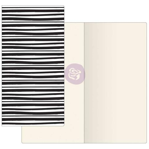Внутренний блок для блокнотов -Prima Traveler's Journal Notebook Refill - Inkie W/Ivory Paper