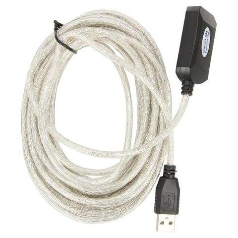 USB удлинитель 5 метров активный  кабель USB 2.0 5M