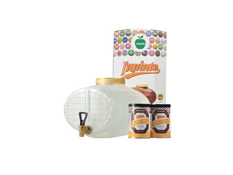 Домашние пивоварни Домашняя мини-пивоварня Inpinto Cider Standart 009307_1.jpg