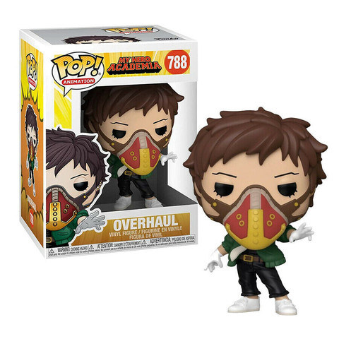 My Hero Academia –Overhaul Funko Pop! || Восстановитель