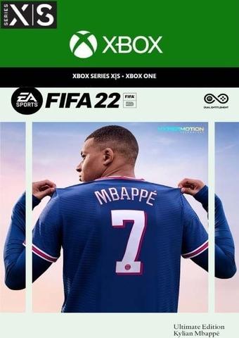 FIFA 22 Стандартное издание (Xbox One, цифровой ключ, русская версия)
