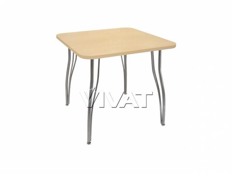 Стол обеденный квадратный LС (ОС-12) Медовое дерево