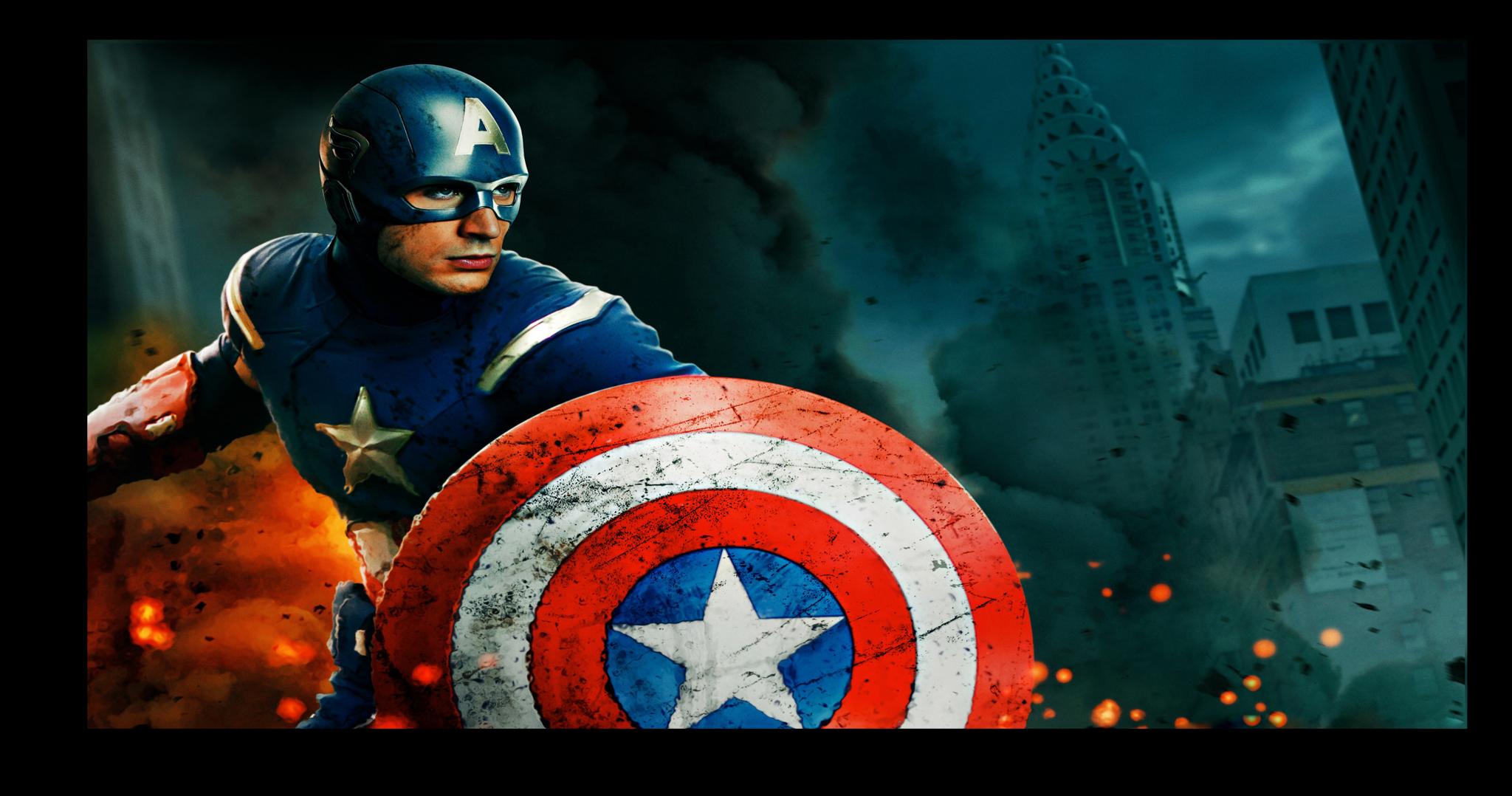 "Постеры Постер ""Капитан Америка"" п192.png"