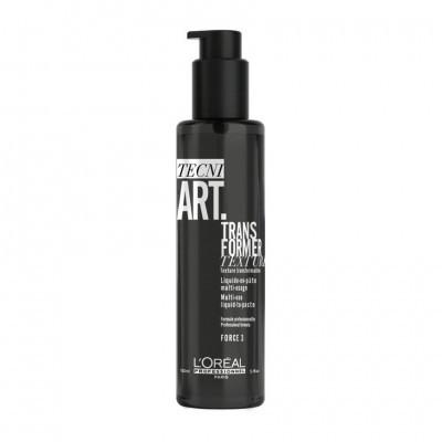 L'Oreal Professionnel Tecni.Аrt: Универсальная жидкая паста для фиксации волос (Transformer Texture), 150мл