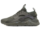 Кроссовки Мужские Nike Air Huarache Run Ultra Hyper All Khaki