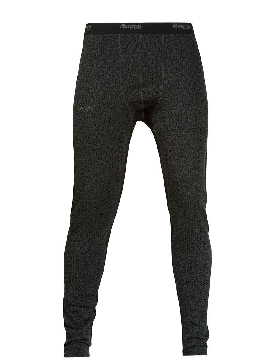 Bergans термобелье брюки 8964 Snoull Tights Solid Charcoal