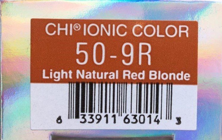 Крем-краска CHI Ионик 50-9 R 85 гр