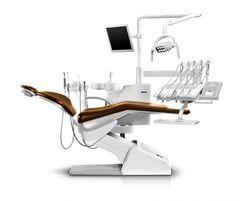 U200 стоматологическая установка с верхней подачей Siger