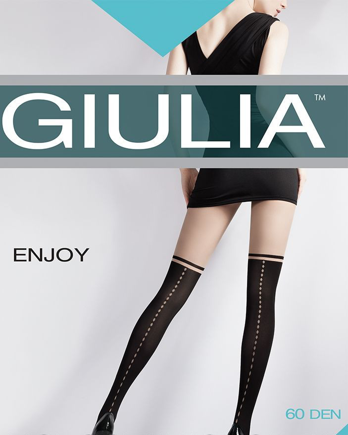 Колготки Giulia Enjoy 5
