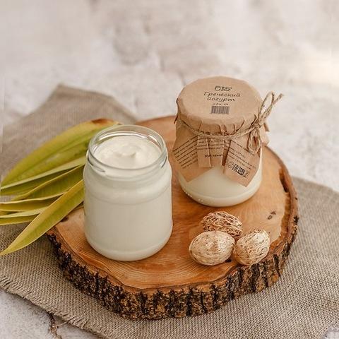 Греческий йогурт классический 5% 250 г