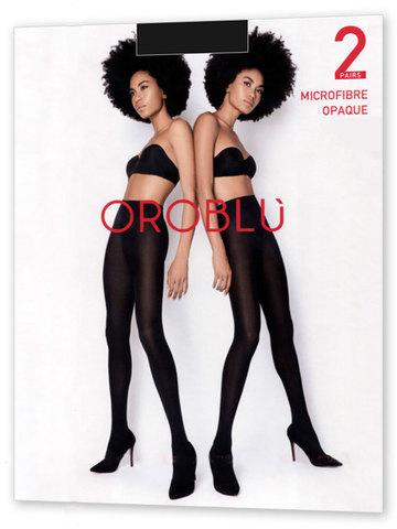 Колготки Twins Microfibre Opaque 2 Pairs Oroblu