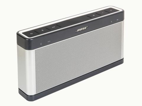 Портативная акустика Bose SoundLink Bluetooth III