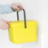 Ведро для мусора SORT&GO 6л, артикул 109683, производитель - Brabantia, фото 9