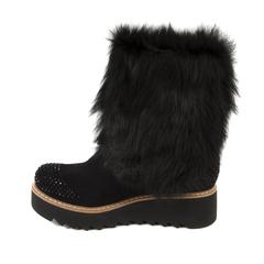 Ботинки На Меху Tuffoni В03 Черный
