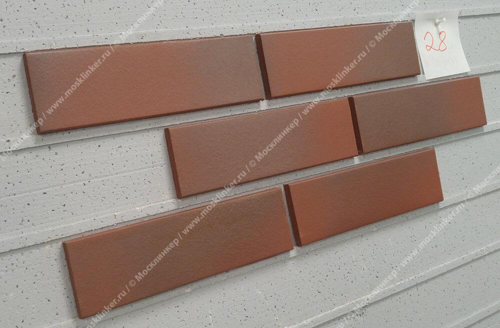 ABC - Nordkap, glatt, 240х71х10, NF - Клинкерная плитка для фасада и внутренней отделки