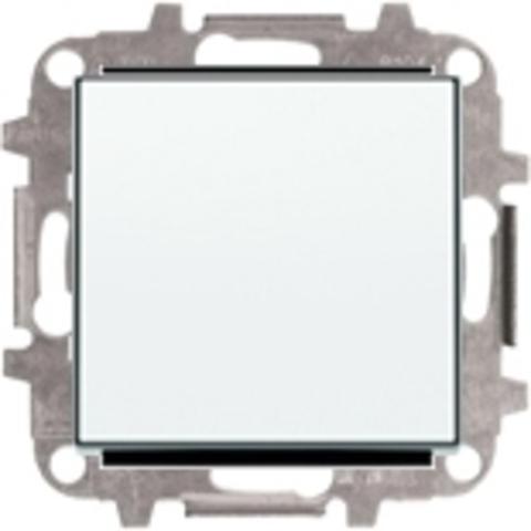 Выключатель одноклавишный. Цвет Белый. ABB Sky. 8101+2CLA850100A1101