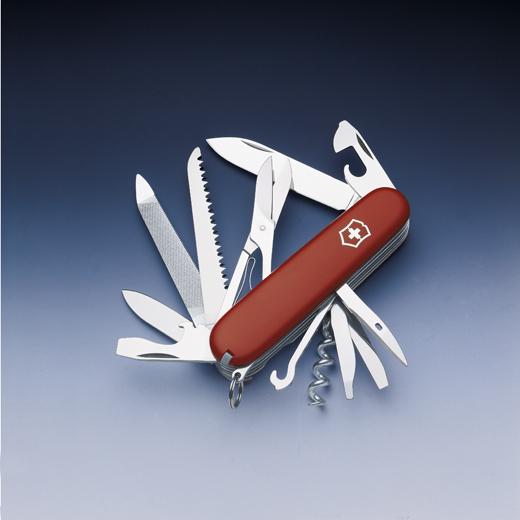 Складной многофункциональный нож Victorinox Ranger (1.3763) 91 мм., 21 функция - Wenger-Victorinox.Ru
