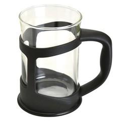 Набор черных чашек для чая/кофе (2 пр.)