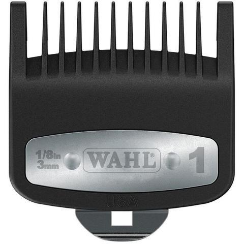 Машинка для стрижки Wahl Magic Clip Cordless Metal, аккум/сетевая, 3 насадки