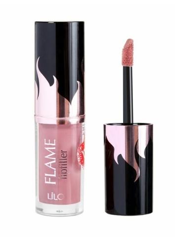 LiLo Блеск для губ LiLo FLAME lipfiller тон 409