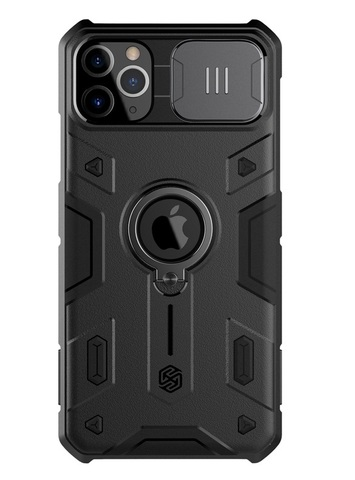 Чехол от Nillkin на iPhone 11 Pro Max с шторкой для защиты камеры, серия CamShield Armor Case