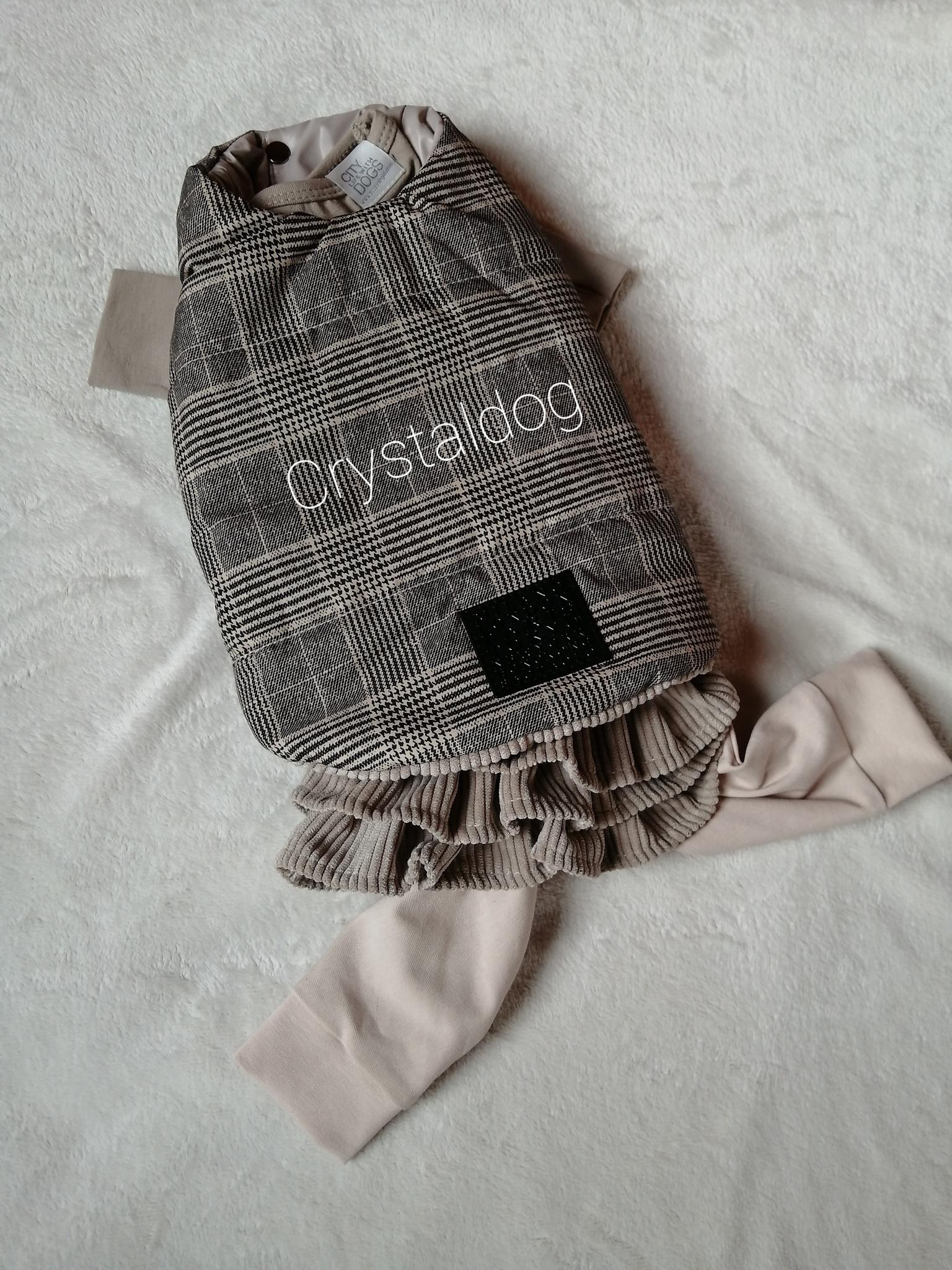 008-077 LM - Комплект куртка, юбка и свитшот (M)