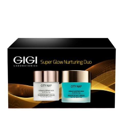 GIGI City NAP Home Care Super Glow Nurturing Duo