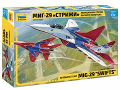 Самолет «МИГ-29» авиагруппа «Стрижи»