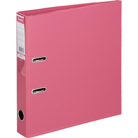 Папка-регистратор Bantex Strong Line 50 мм розовая