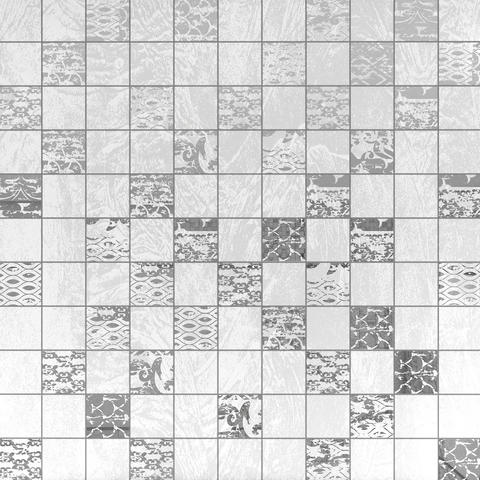 Мозаика Mosaic Vesta Silver DW7MSV00 305х305