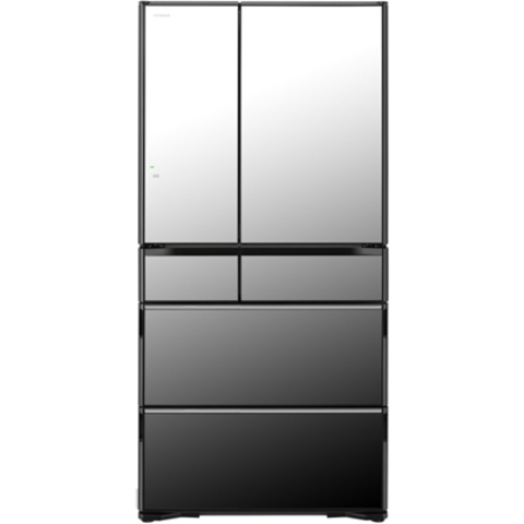 Многокамерный холодильник Hitachi R-X740GU X