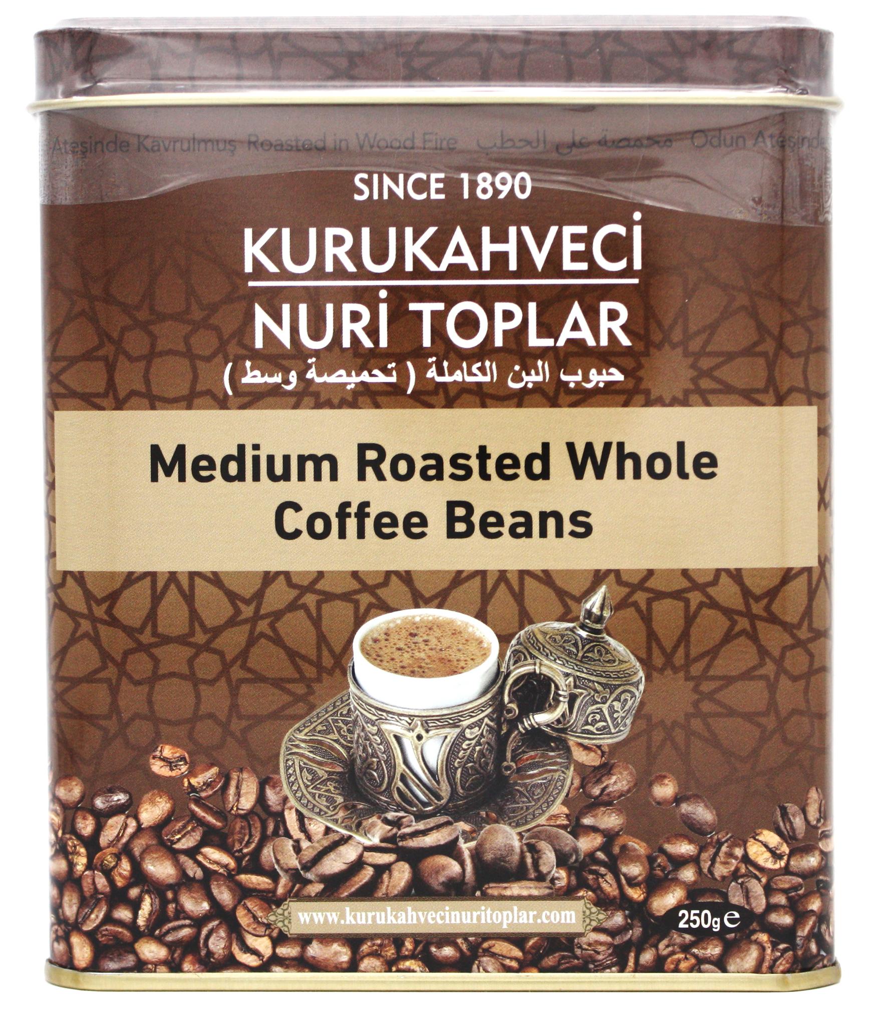 Кофе в зернах Турецкий кофе в зернах, Nuri Toplar Turkish, 250 г import_files_48_48a2def5d9e211e9a9b6484d7ecee297_c2b1d522ebee11e9a9b7484d7ecee297.jpg
