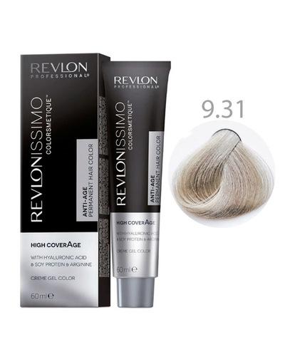 Стойкая крем-гель краска для седых волос