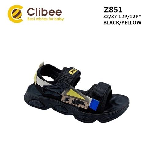 Clibee Z851 Black/Yellow 32-37