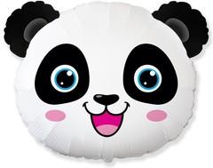 F Мини-фигура, Голова, Маленькая Панда, 9''/23см, / 5 шт. /