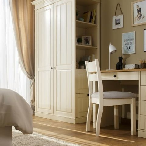 Письменный стол из дерева Дания