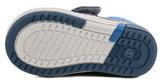Ботинки для мальчиков Котофей 152134-21 из натуральной кожи на липучке цвет синий. Изображение 5 из 6.