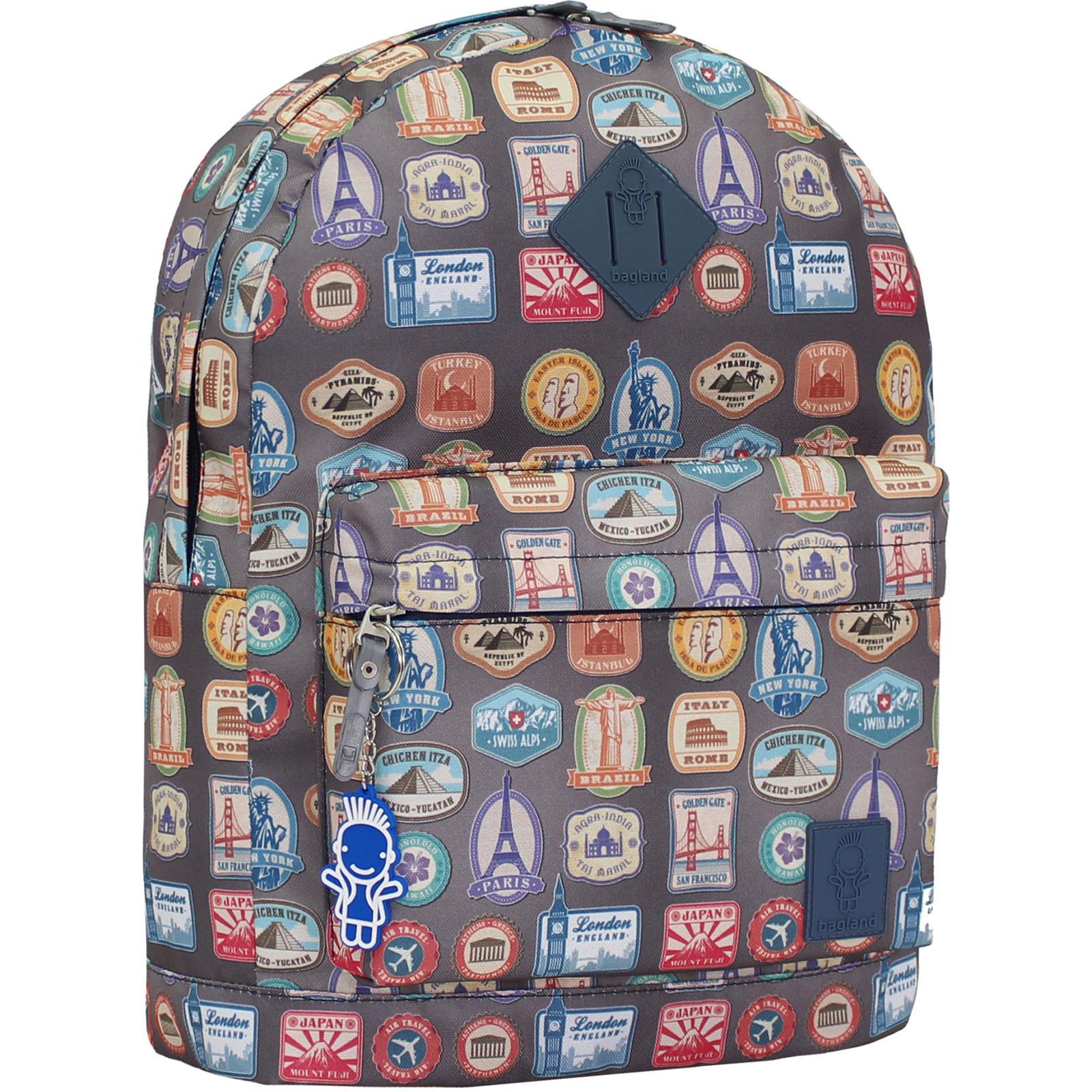 Городские рюкзаки Рюкзак Bagland Молодежный (дизайн) 17 л. сублимация 239 (00533664) IMG_1158_239.JPG