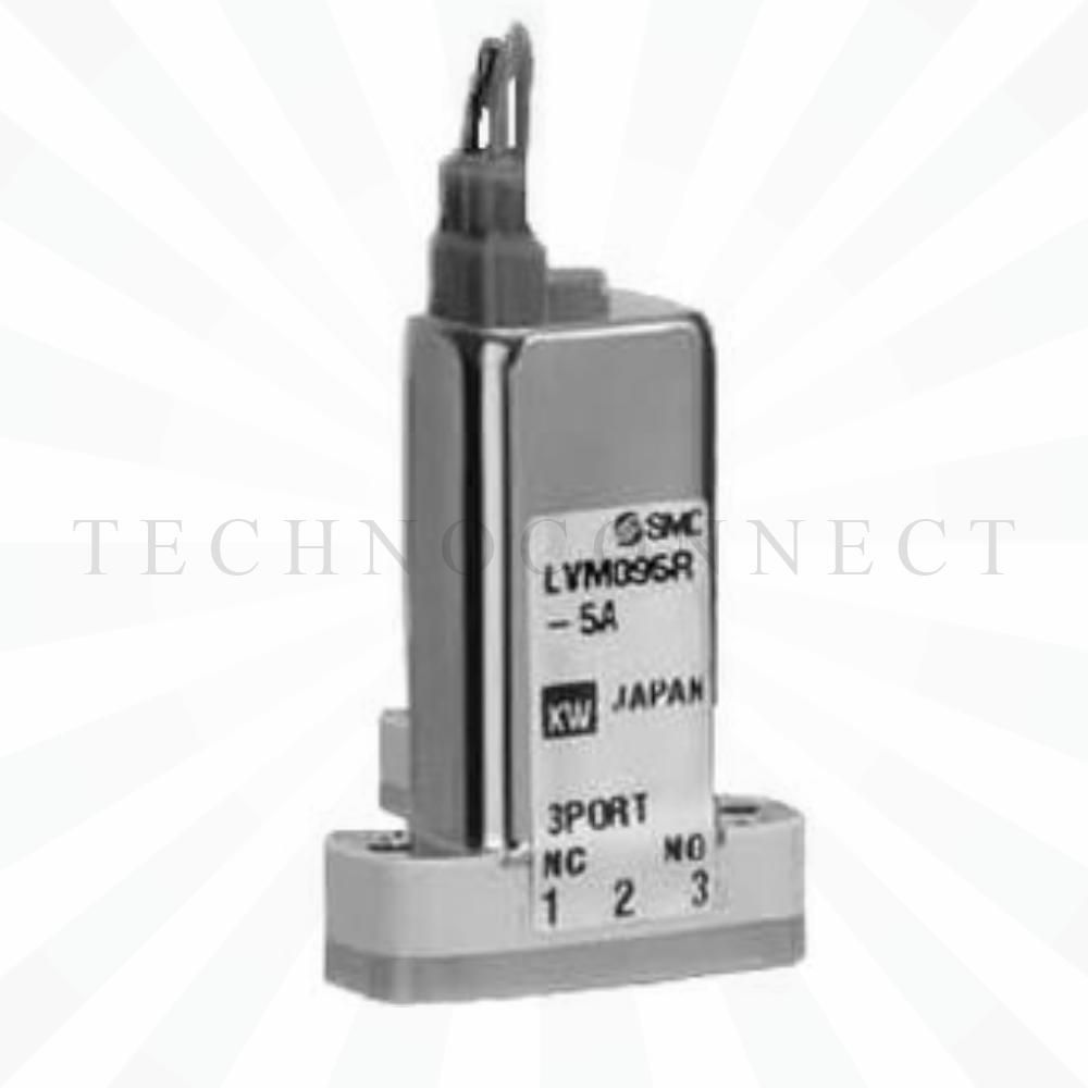 LVM09R3-5C   2/2 Клапан химич. стойкий, 24VDC