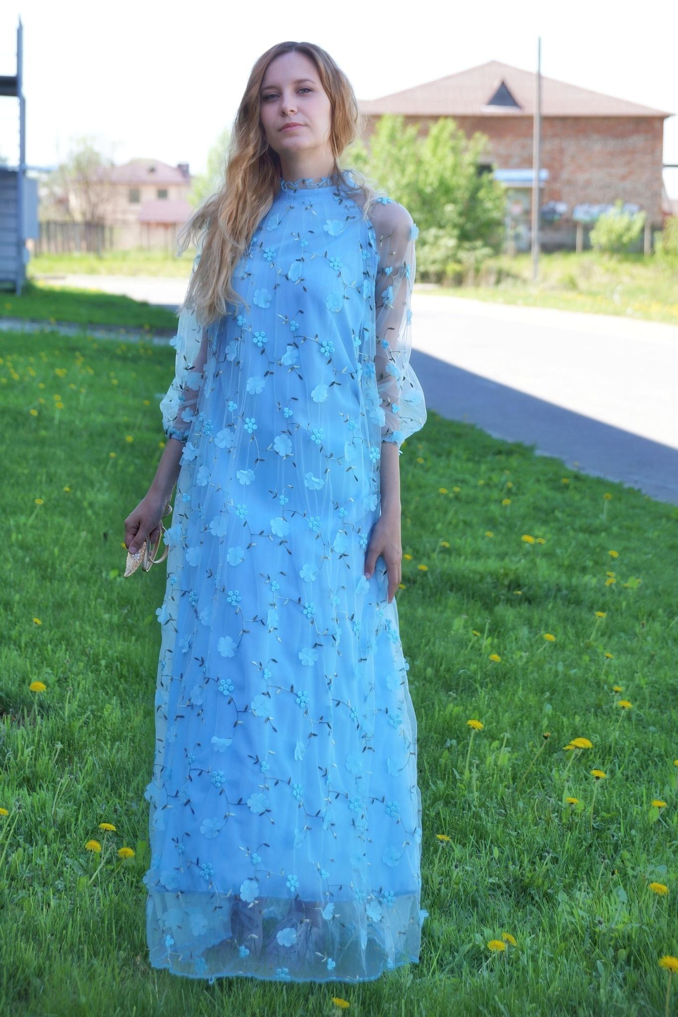 Платье вечернее Rosa