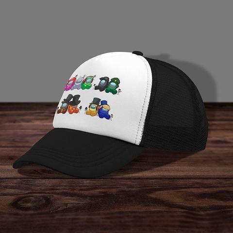 Чёрная кепка
