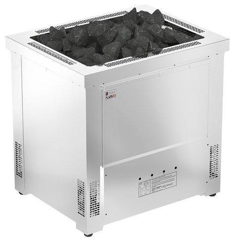 Электрическая печь SAWO TAURUS TAU-105N-PR (10,5 кВт, выносной пульт управления, нержавейка)