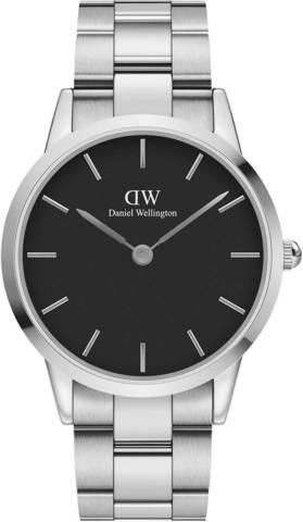 Купить Мужские часы Daniel Wellington Iconic Link 40 мм DW00100342 по доступной цене