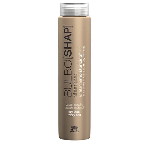 Farmagan Bulboshap: Увлажняющий шампунь для сухих, тусклых и пушащихся волос (Shampoo Dry Dull Frizzy Hair), 250мл
