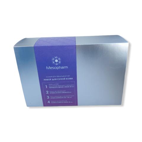 Mesopharm 4-piece Dry Skin Care Set