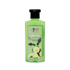 Шампунь для волос с маслом кафрского лайма, HerbCare