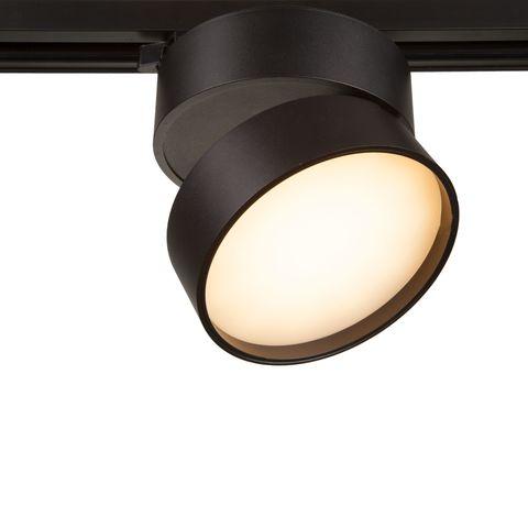 Трековый светильник Maytoni Track TR007-1-18W3K-B
