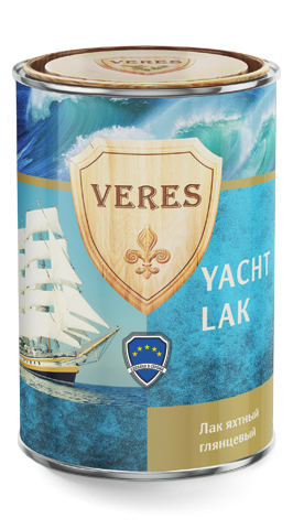 VERES YACHT LAK/ВЕРЕС ЯХТ ЛАК яхтный лак