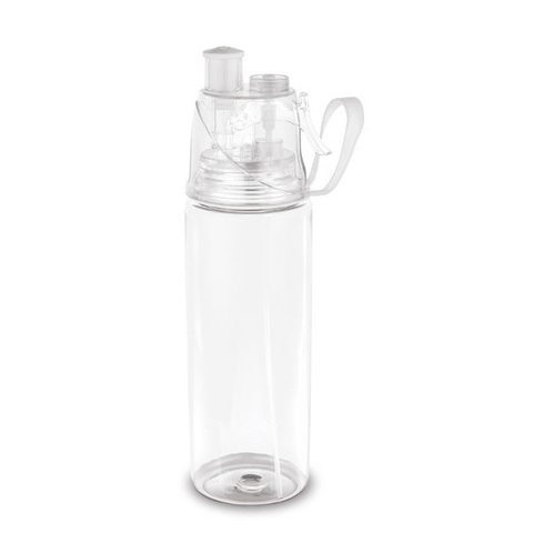 Refresh Sports Bottle, white