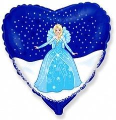 F Сердце, Снежная королева, 18